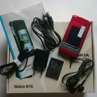 Nokia N76 Red