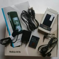 Nokia N76 White