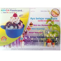 ABACA Flash Card seri 1