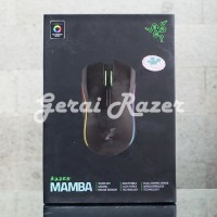 Razer Mamba Chroma 16000dpi Wireless Macro Gaming Mouse