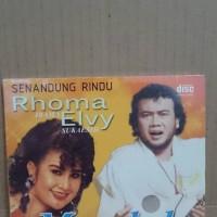 CD ORIGINAL RHOMA IRAMA & ELVY SUKAESIH - SENANDUNG RINDU