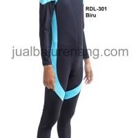 Baju Renang Diving Dewasa RDL-301 Biru