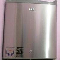 Lemari Kulkas GEA Portabel / Mini Bar RS-06DR (Bisa untuk ASI) NEGO