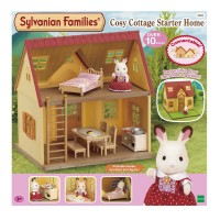 SYLVANIAN FAMILIES - MY FIRST HOUSE - COZY COTTAGE STARTER HOME