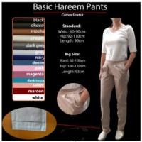 harga Basic Harem Pants Tokopedia.com
