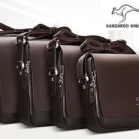 Vertical Kangaroo Kingdom Mesenger Bag XL   Tas pria - KK108
