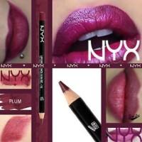 NYX slim lip plum