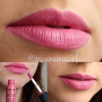 Jual NYX Soft Matte Lip Cream Milan Murah