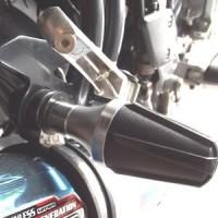 slider knalpot  pelindung knalpot  anti crash knalpot R15  R25   MT 25