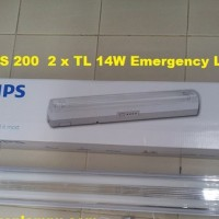 Lampu Philips Emergency TWS200 2x14watt