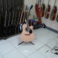 harga gitar akustik electrik samick EQ natural Tokopedia.com