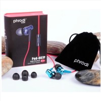 Phrodi 007P Earphone with Microphone - POD-007P