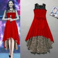 Virlie Long Dress