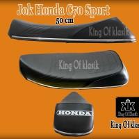 harga Jok Honda C70 Chopper 50cm Tokopedia.com