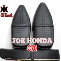 harga Jok Honda C70 Standar Panjang 65cm Tokopedia.com