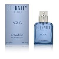 Parfum Original Calvin Klein Eternity Aqua for Men EDT 100ml
