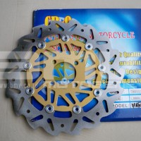 PIRINGAN CAKRAM DISC BRAKE SUPRA / SUPRA x / BEBEK HONDA 320 MM CR9