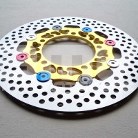 PIRINGAN CAKRAM DISC BRAKE CNC MIO J / SOUL GT / M3 / XEON / FINO FI 190 MM