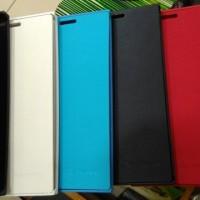 Flip cover / sarung / casing / case lenovo K900