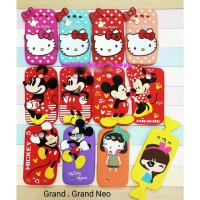 Softcase 3d Case Disney Samsung Galaxy Grand / Grand Neo / Neo Plus
