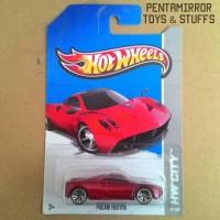 Hot Wheels - Zonda Pagani Huayra