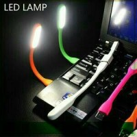 Lampu LED Laptop Portable Cahaya Terang