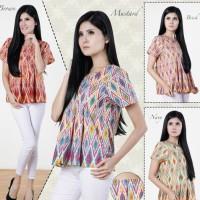 Indritha Batik Rang Rang Casual Blouse