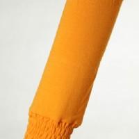 Manset Tangan Pendek Kerut -Kuning gold1