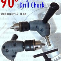 Conversion Chuck / Extention Drill