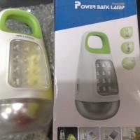 harga Power Bank Lamp Mati Lampu New Wellcomm Emergency Light Led 9600 Mah Tokopedia.com