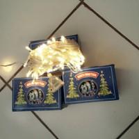 harga Hiasan Natal Lampu Natal Tokopedia.com