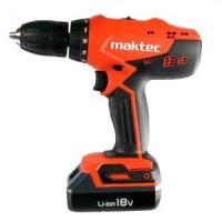 Mesin Bor Baterai / Cordless Driver Drill Maktec MT 071 E