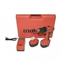 Mesin Bor Baterai / Cordless Drill Maktec MT 065 SK2