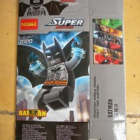 Lego Decool 0120 Batman