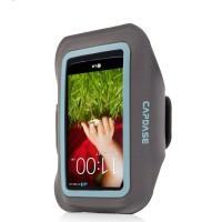 Capdase Universal Sports Armband / Wristband Case Zonic 145a Blue-grey