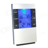 Hygrometer Thermometer dengan fungsi peramal cuaca