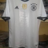 Jersey Germany Home Official Euro 2016 Grade Ori Murah