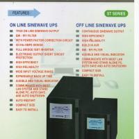 UPS - ICA - ST Series - ST623B 1200VA