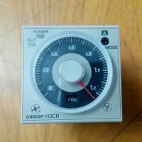 Jual Omron Timer H3CRA-8 220Vac Murah