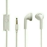 harga headset samsung ori 100% with mic (bass/copotan) non karet /earphone Tokopedia.com