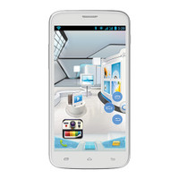 Evercoss A66S Elevate Z - Quad Core 1.3 GHz, 13MP Camera, 6