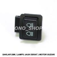Saklar Dim ( Lampu Jauh Dekat ) Motor Suzuki