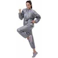 Baju Sauna Suit Jaket Celana Olah Raga OMG Kualitas Bagus ada Ukuran