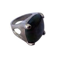 Ring Cincin Platinum Lumut Siluki Hijau 06
