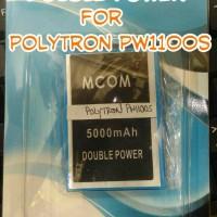 Baterai Batere Batre Batery Polytron Pw1100s Politron (modif)