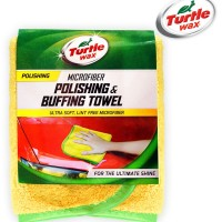 Turtle Wax Microfiber Polishing n Buffing Towel (TWA-119)