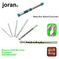 12mm x 160mm Masonry Drill Bit / Mata Bor Beton Joran (Registerd)