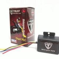 ALARM MOTOR TRUST ( sensor ) Anti Maling