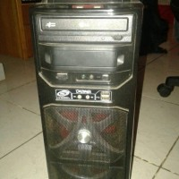 CASE / CASING PC DAZUMBA D VITO 801 SECOND MURAH + PSU