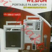 harga Portable Wireless Meeting Weston Hdt 9999 Usb Tokopedia.com